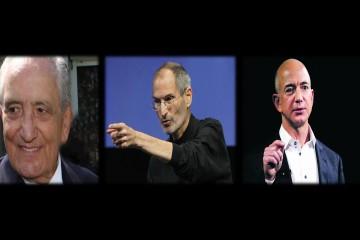 Ferrero Jobs Bezos