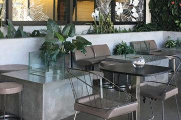 American Tea Room è un brand di sale da tè contemporanee adatte a un cliente metropolitano